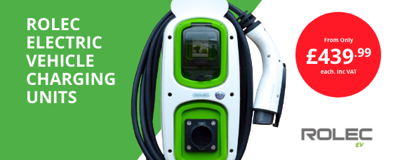 Rolec Electric Vehicle Charging Units