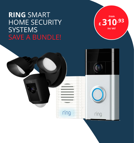 Ring Smart Security Systems Bundles