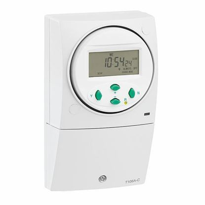 7 Day / 24hr Electronic Timer T106A-C