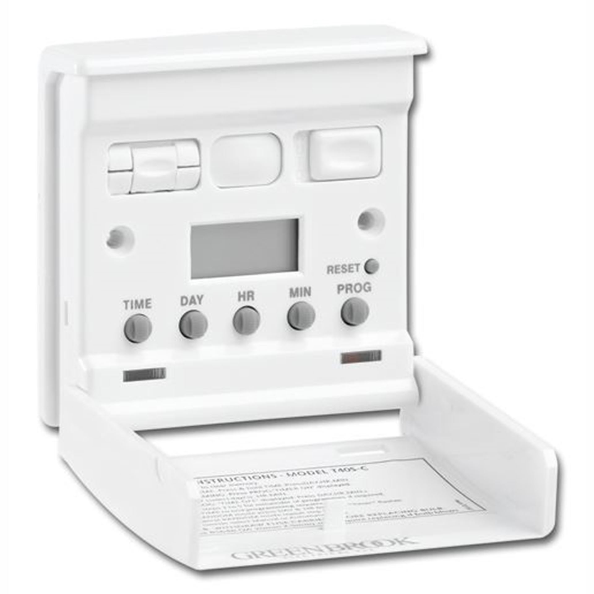Greenbrook 7 day Electronic Wall switch security timer T40S-C