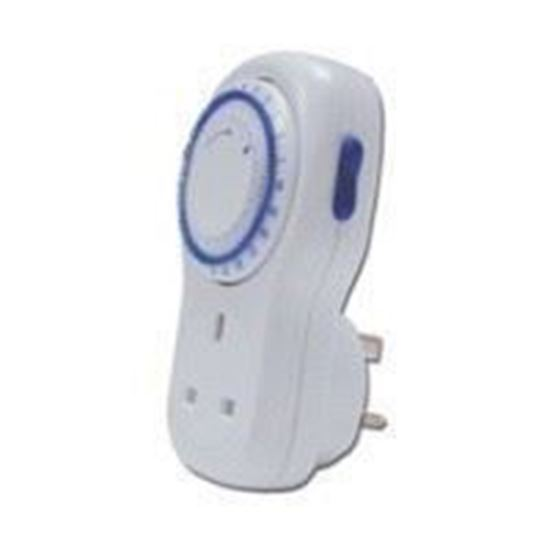 Greenbrook T73A-C Timer 24 Hour Mechanical Plug in