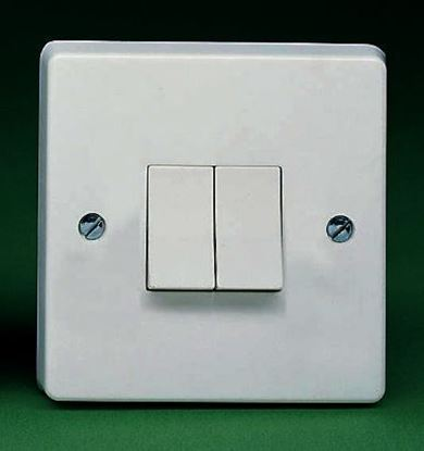 crabtree 4172 2 gang light switch