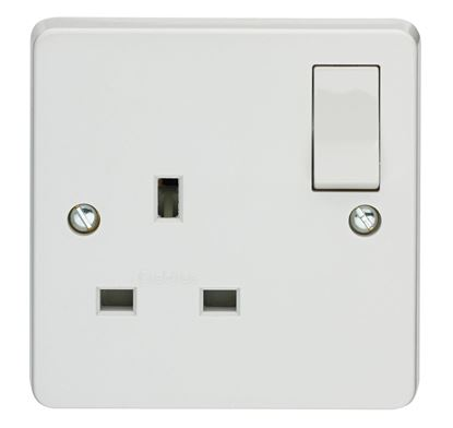 crabtree 4304 single socket