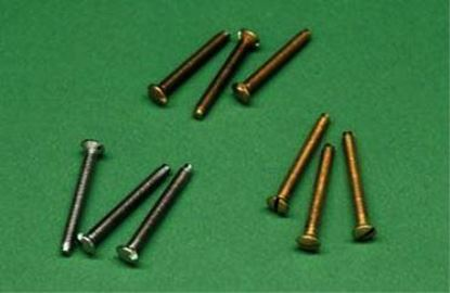 Crabtree Platinum Long Fixing Screws 50mm