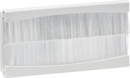 Brush Module 100 x 50mm - White NETBR4GW