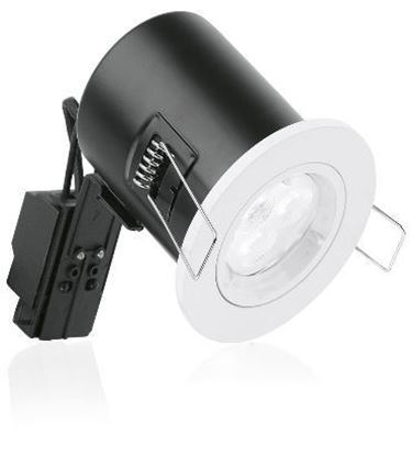 Aurora ENLITE White GU10 Fire Rated Downlight EN-FD101W