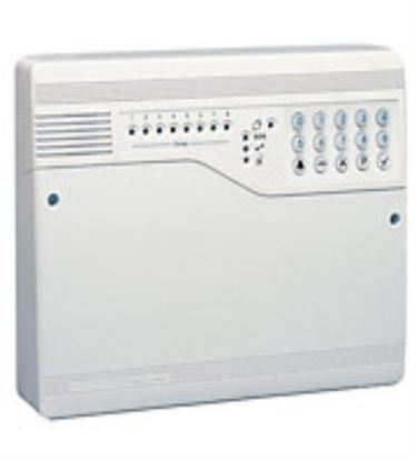 Honeywell Home Alarm Intruder Alarm Panel Optima Compact Gen4 8EP396A