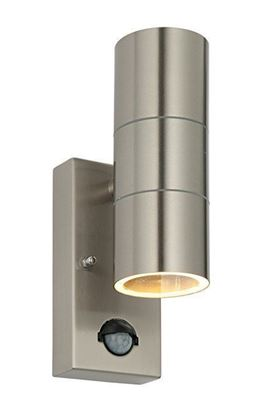 Saxby Palin PIR Twin Wall IP44 2 x 35W, 51893