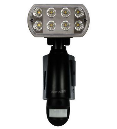 GuardCam LED Combined security floodlight