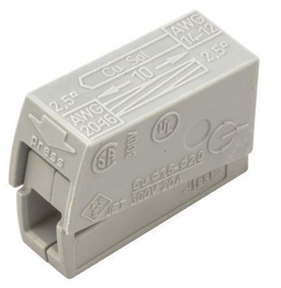 Wago 224-101 Series, Connector (PACK OF 100)