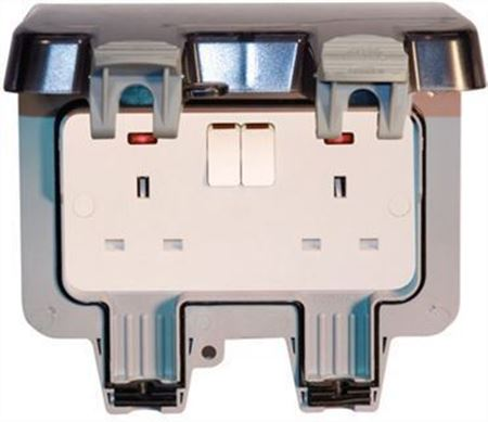 Picture for category Weatherproof Switches and Sockets