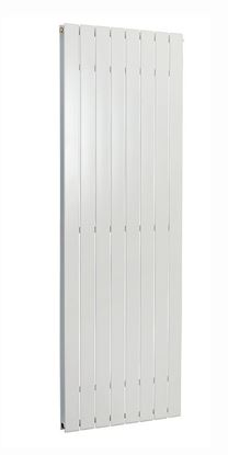 Lorenza Vertical White Double Radiator 1800mm x 595mm 6043 BTU