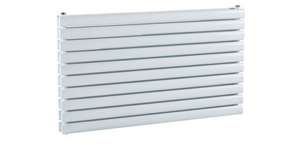 Sofia Horizontal White Double Radiator 584mm x 1000mm 3170 BTU