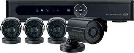 Picture for category All in One CCTV Kits