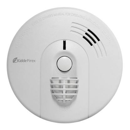 Kidde KF30 Heat Alarm - Mains Powered with Battery Back-up