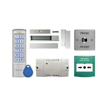 ESP EZTAG3PRO IP65 Keypad And Proximity Reader Door Entry Unit