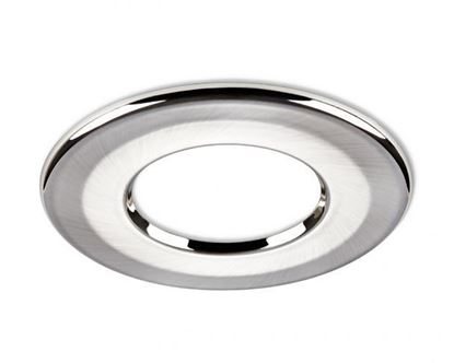 Halers H2 Pro LED Downlight Round Brushed Steel