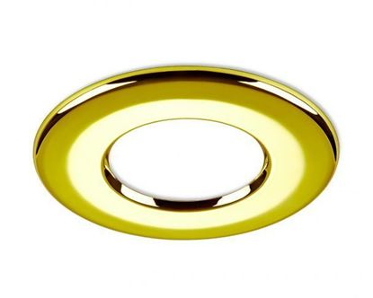 Halers H2 Pro LED Downlight Round Polished Gold