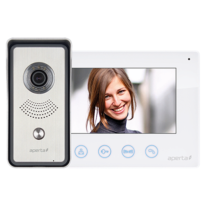 ESP 1 WAY VIDEO DOOR ENTRY KIT APKIT