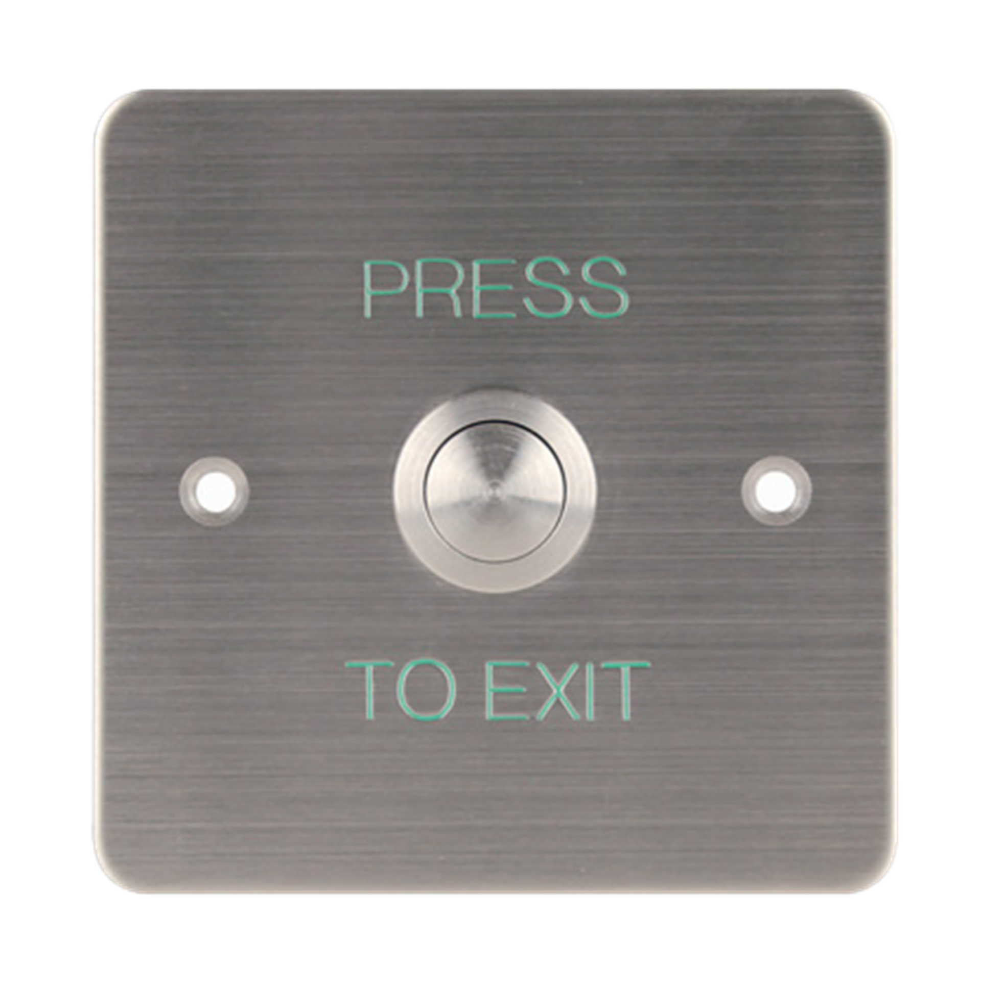 ESP EVEXIT Flush 12vDC EXIT Button Stainless Steel