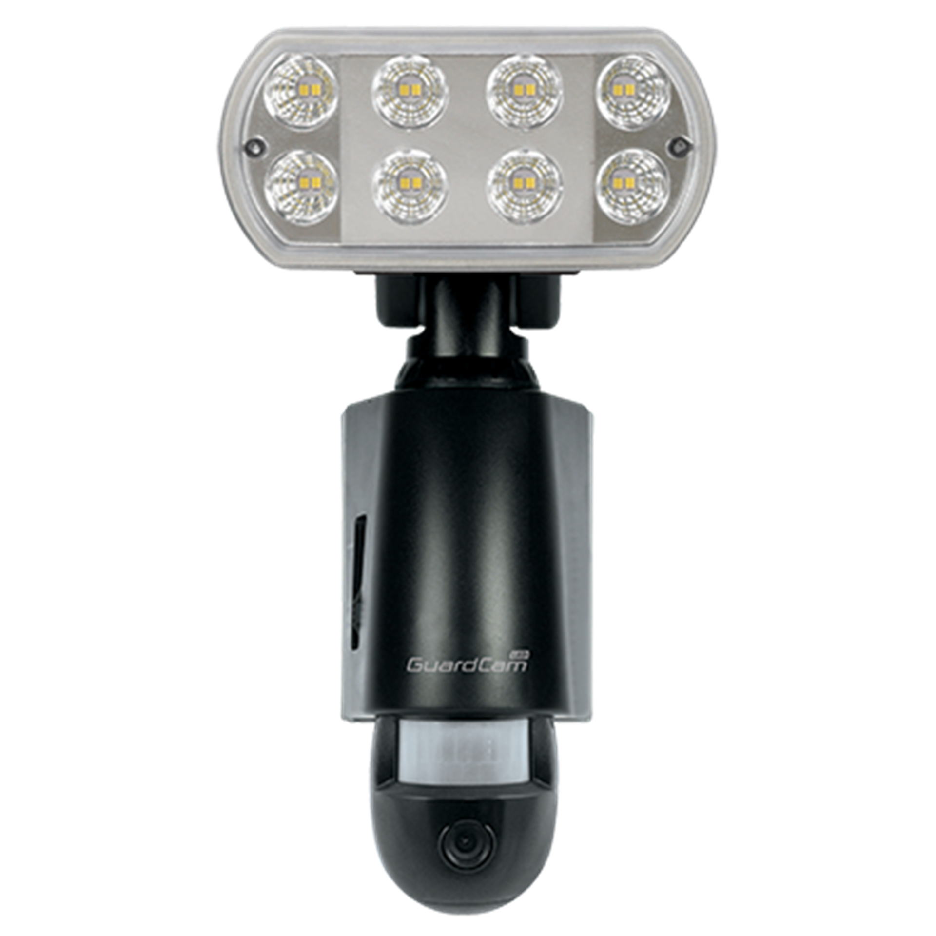 Combined Security LED Floodlight GUARD-CAM-LED