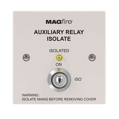 Auxiliary Isolation Switch (White) MAGAUXISOWP