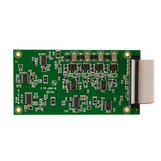 MAGDUOZC4  MAGDUO4 Zone Expansion Card