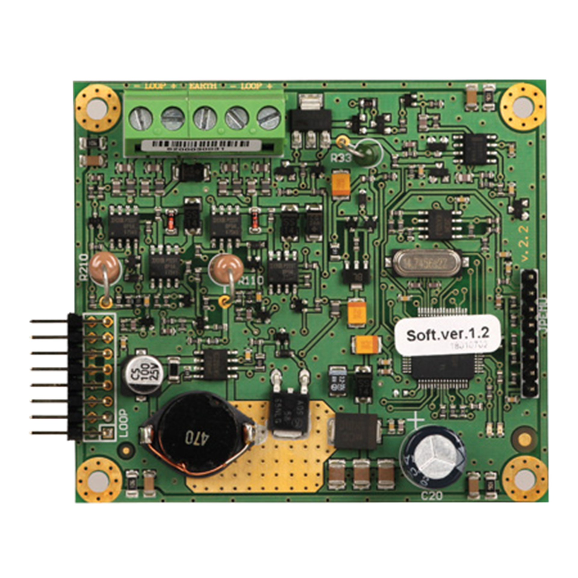 MAGPRO16-L250  Single Loop Expander for 250 Devices