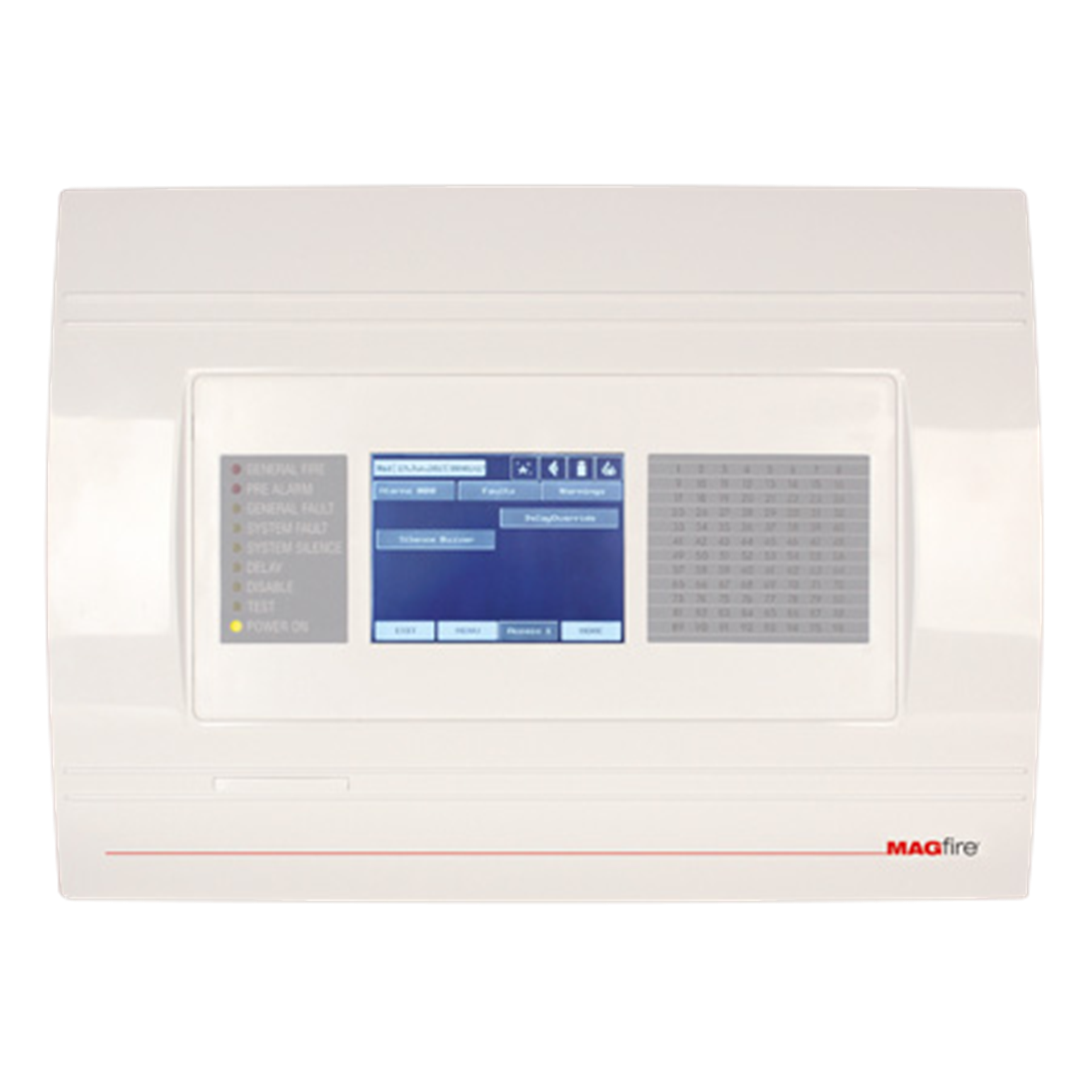 MAGPRO96 Addressable 96 Zone Fire Panel