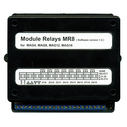 MAGR  8 Zone Relay Module MAG816