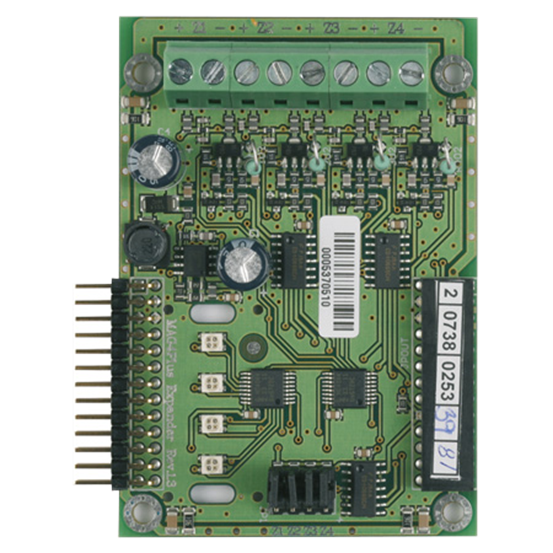 MAGSC-816  4 Zone Sounder Expander Card