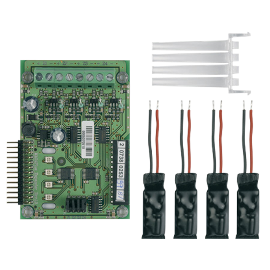 MAGZC-816  4 Zone Expander Card