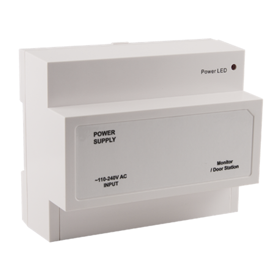 ESP APERTA APPOWSWDR Combined Power & Bus Separator Unit for Singleway Entry System