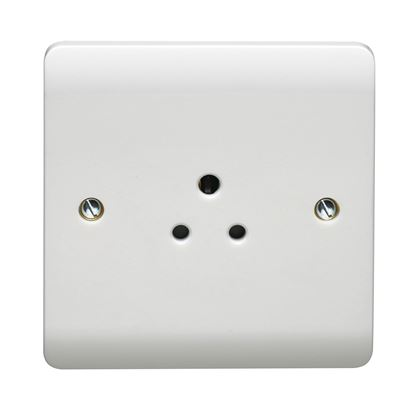 CRABTREE INSTINCT 1G 2A UNSWITCHED SOCKET CR1046