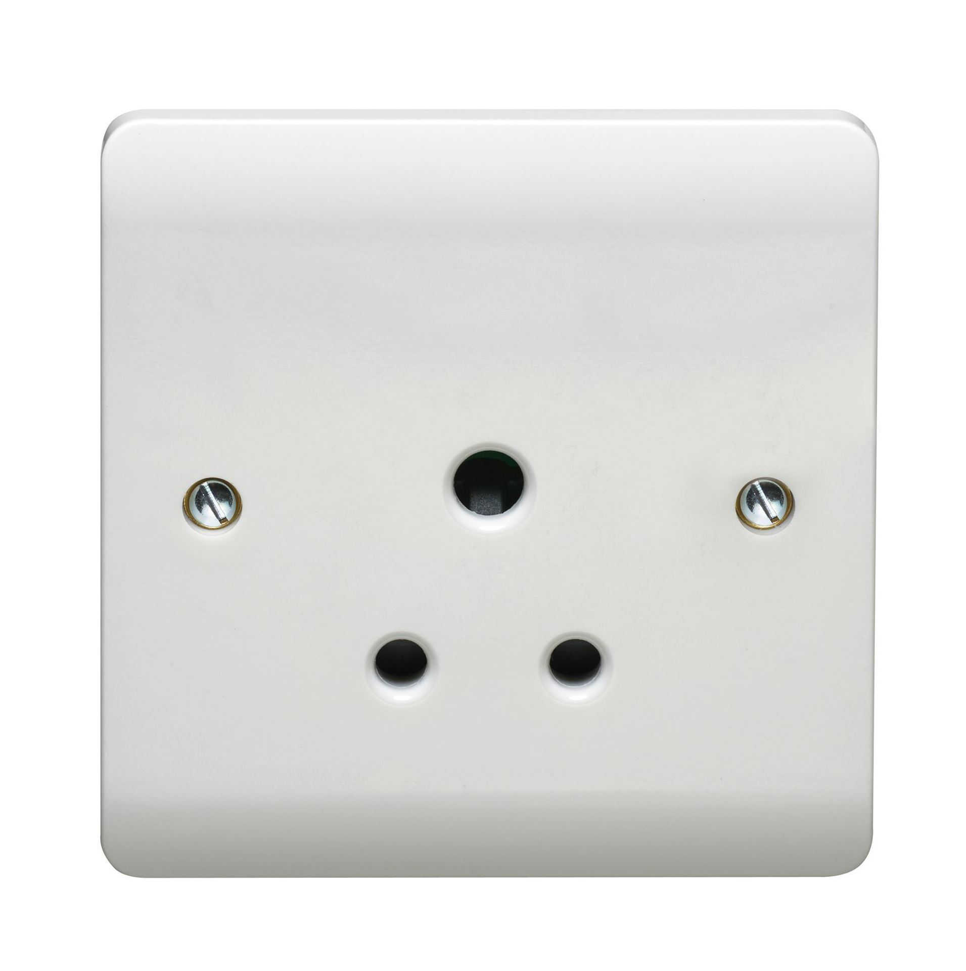 CRABTREE INSTINCT 1G 5A UNSWITCHED SOCKET CR1047