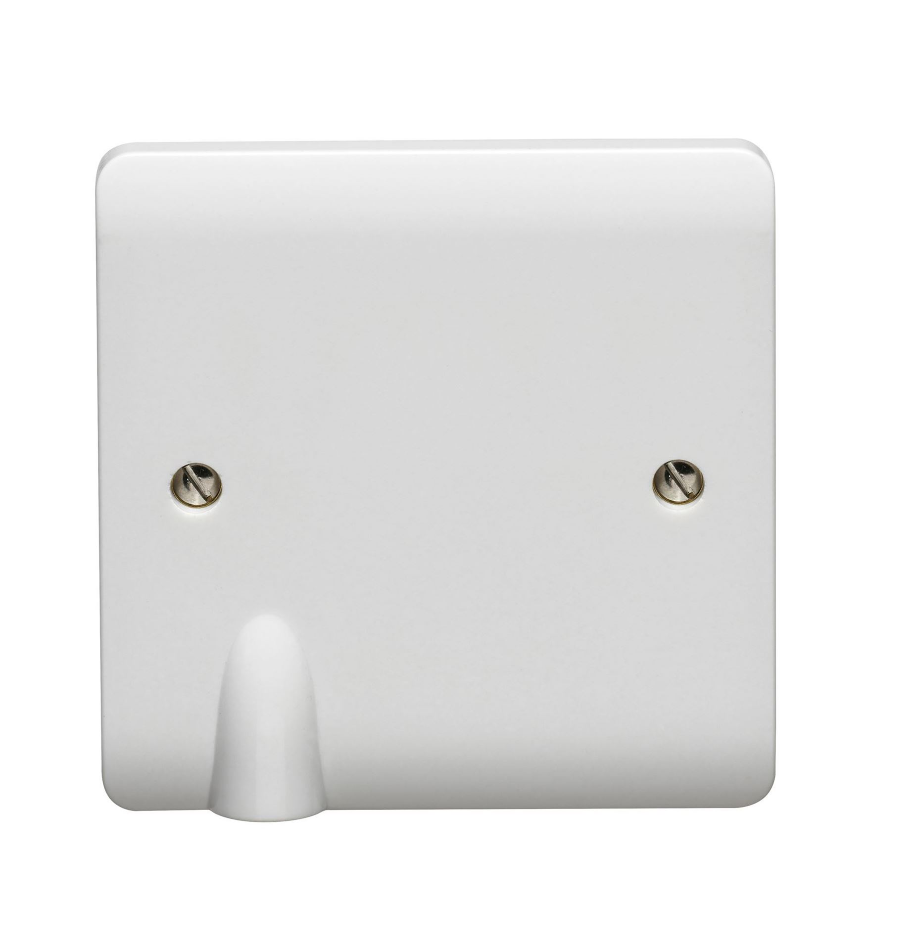 CRABTREE INSTINCT 1G 20A FLEX OUTLET CR1075