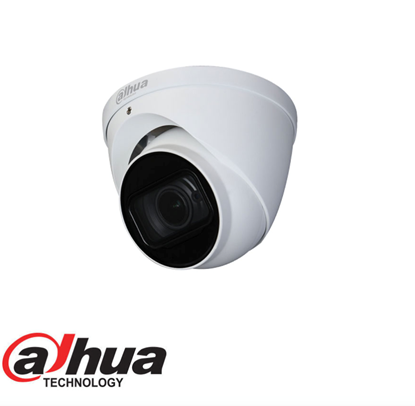 DAHUA IPC-HDW3441EMP-AS-280 IP 4MP AI STARLIGHT POE EYEBALL DOME - 2.8MM FIXED LENS
