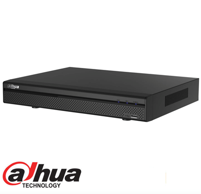 DAHUA NVR4104HS-P-4KS2 IP 4 CHANNEL 8MP ULTRA SMART POE+ H.265+ 1U NVR