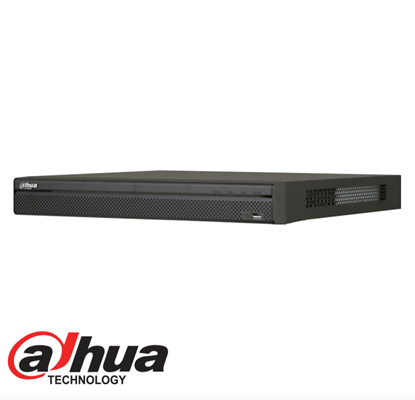 DAHUA IP NVR5216-16P-4KS2E-1T 16 CHANNEL 12MP EPOE H.265+ 1U NVR
