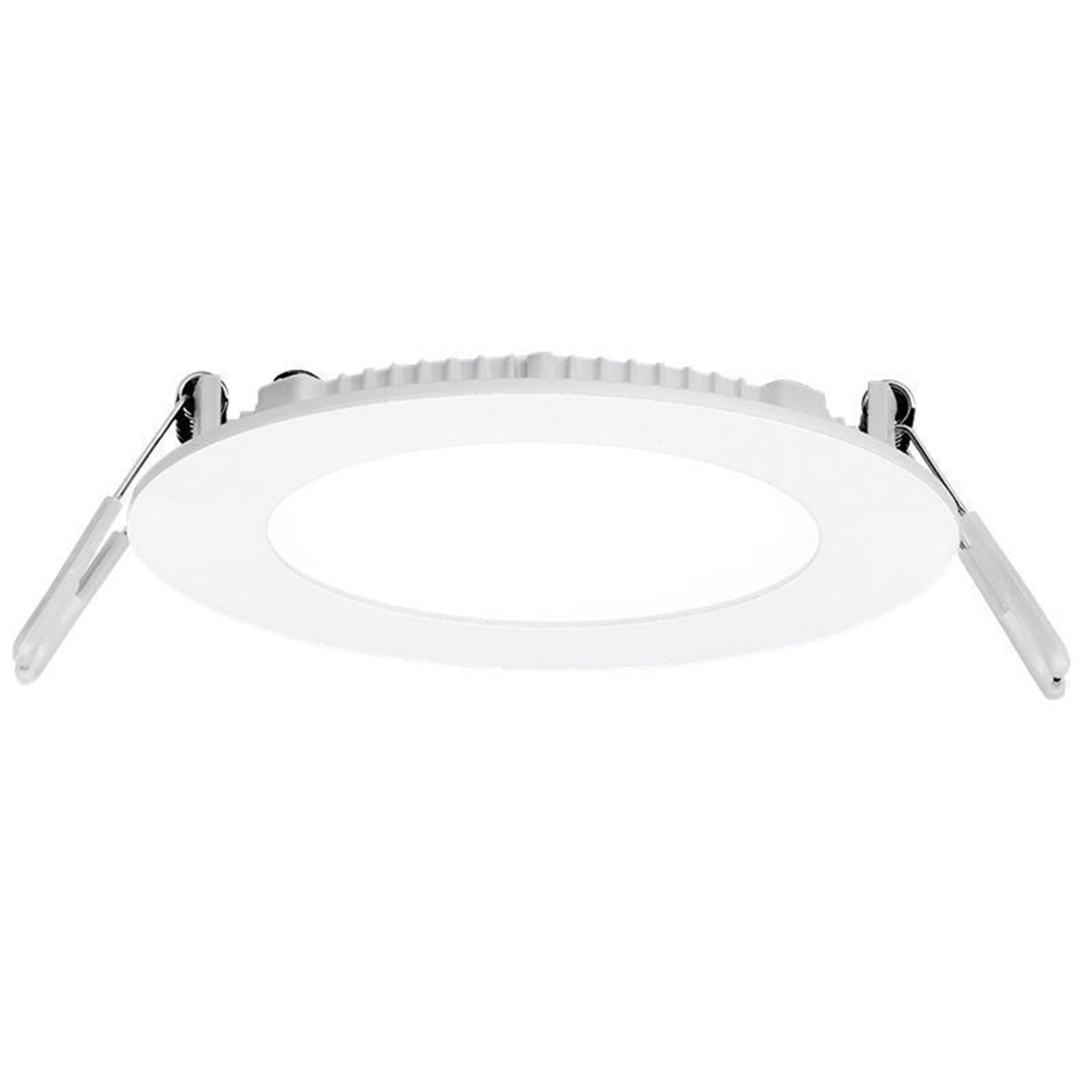 ENLITE- IP44 9W ROUND LOW PROFILE LED COOL WHITE DOWNLIGHT EN-PL09B/40