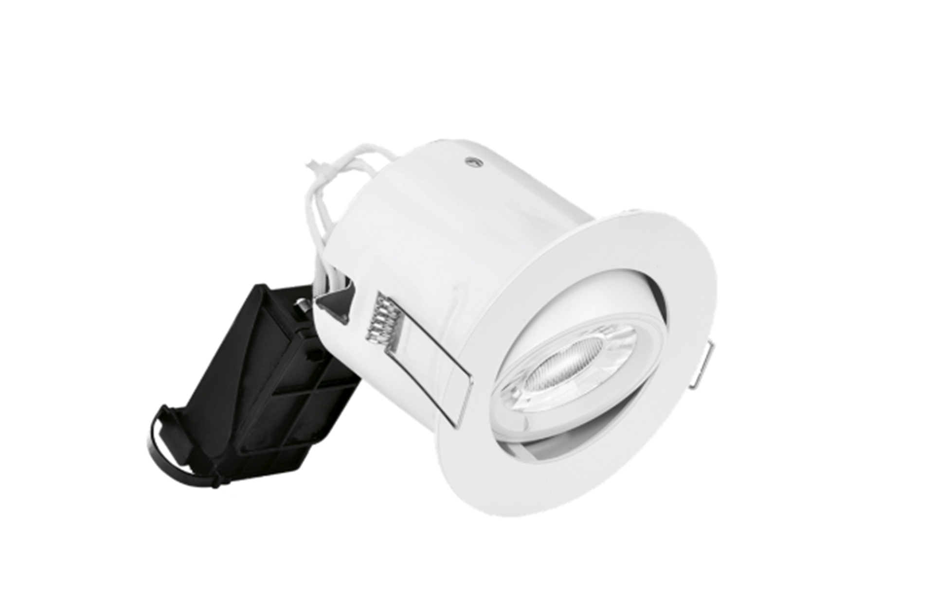 AURORA EFD™ PRO ADJUSTABLE PROFESSIONAL FIRE RATED DOWNLIGHT EN-DLM982X