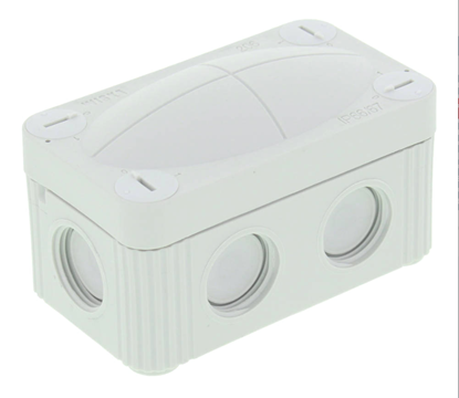 Wiska COMBI 206/empty Junction box 10109569