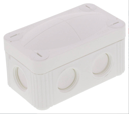 Wiska COMBI 206/empty Junction box WH 10109573